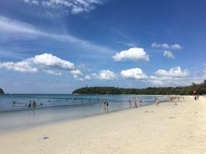 Stranden afbeelding