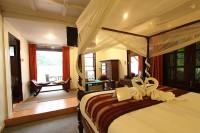 Deluxe kamer met rivierzicht - Club one Seven Chiang Mai