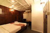 Superior kamer met tuinzicht - Club One Seven Chiang Mai