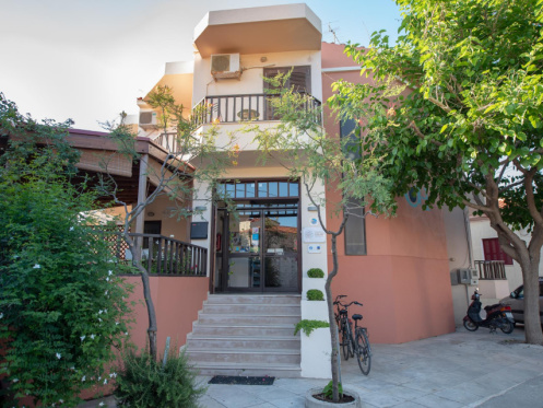 Galini Hotel - Skala Eressos - Lesbos