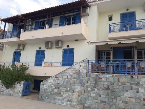 Kyma hotel - Skala Eressos - Lesbos