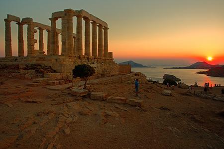 Gayzeilcruise Athene - Syros - Mykonos 05 mei 2018