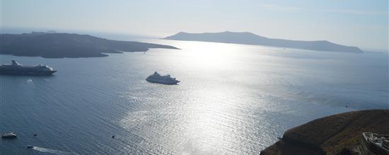 Gay naaktzeilcruise Mykonos - Santorini - Mykonos 19 mei 2018