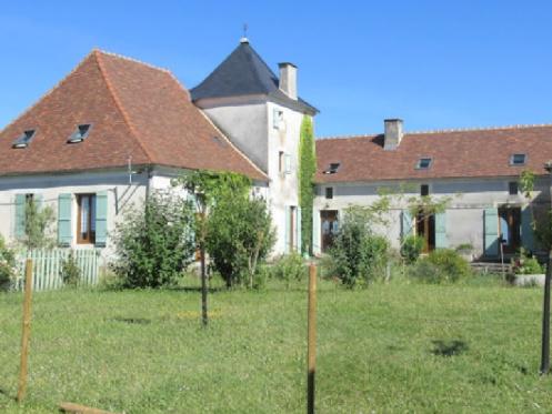 Prieure Saint Michel - Tourtoirac  (Dordogne)