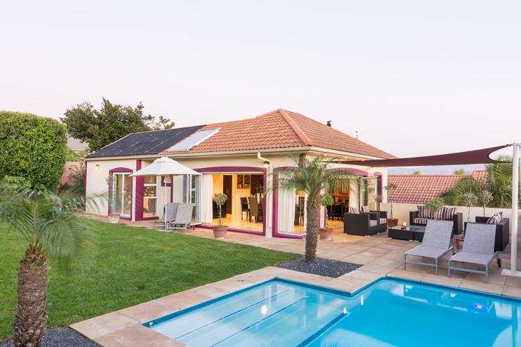 Pink Rose Guesthouse - Somerset / Kaapstad