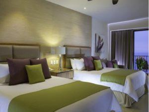 Almar Resort - deluxe suite met zeezicht