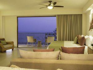 Almar Resort - Junior suite met gedeeltelijk zeezicht