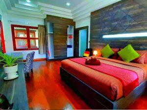 Alpha Resort - princess suite