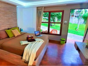 Alpha Resort - standaard (1 bed)